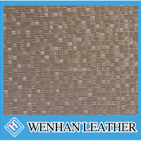 New Product Breathable Pu Synthetic Leather