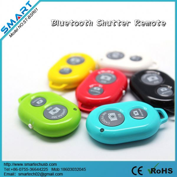 dslr remote shutter ,Bluetooth Anti lost,Shutter Release for IOS6.0