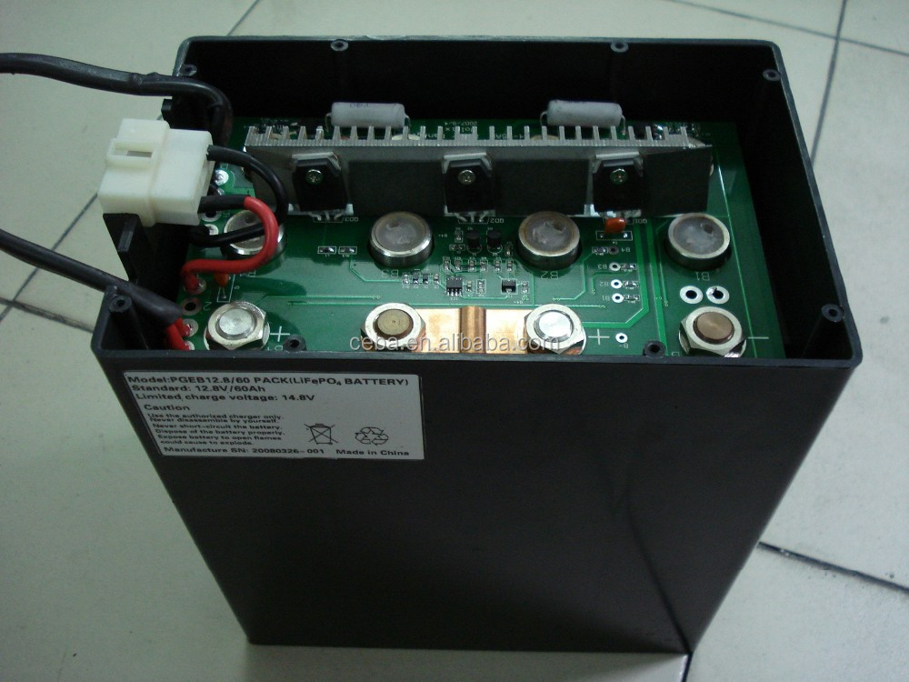 electric scooter battery 48v 40ah lifepo4