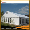 Aluminum clear span marriage tent marriage house