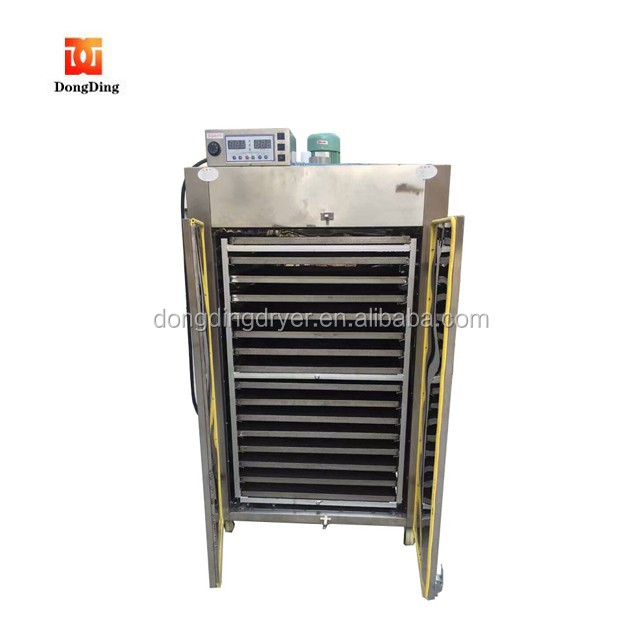 Double door large capacity <strong>apple</strong>, banana,mango fruit slices drying dyrer machine for sale