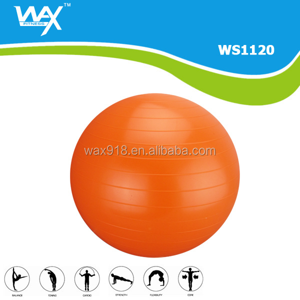 45cm PVC Yoga Gym Ball