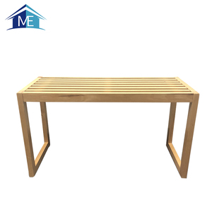 Wholesale Customized Outdoor Wood Lounge Garden Chair