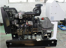 Qingdao water cooled 15kva diesel engine power generators for home use