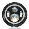 7 Inch LED Headlight Hi/Lo beam LED Headlight With DOT Certification