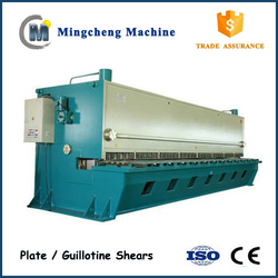 sheet shearer Plate Shearing Machine cutting machine made in China to export