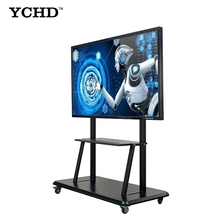 50 inch FHD 4K LED multi touch screen monitor all in one PC with factory price