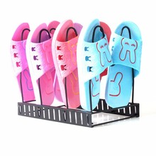 Yiwu Wholesale High quality balcony metal bedroom shoe rack