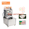 vacuum plastic food bowl sealer/fruit tray container packing machine/meat vegetable tray box sealing machine with nitrogen