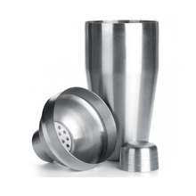 Bar Tool Metal Stainless Steel Martini Cocktail Shaker