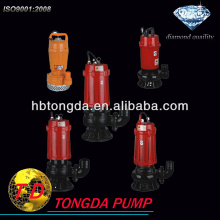 T-ZJQ Heavy duty centrifugal submersible slurry pump