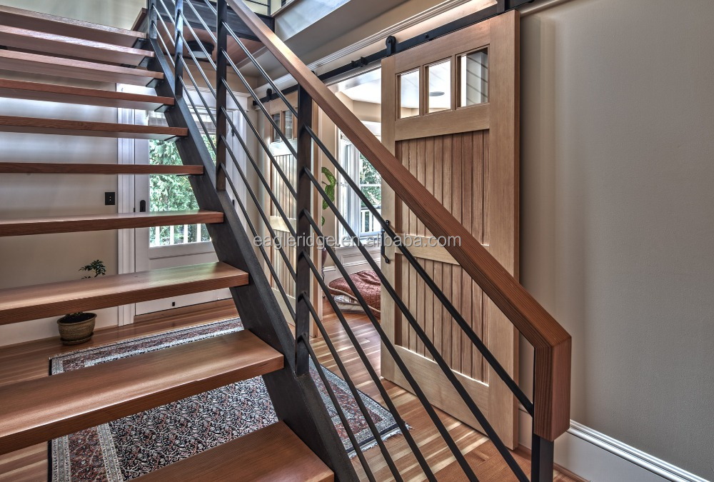 indoor stair railings /stair metal used/stair