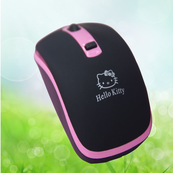 2016 hot sale fashion design supercute cute wireless mouse Cheap Remote Mouse