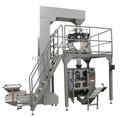 chips packaging machine, potato chips making machine , small potato chips packing machine