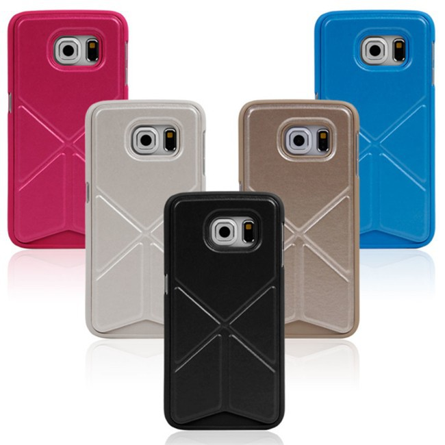 Transformers Mobile Phone Leather Case For Samsung Galaxy S6 S6 Edge