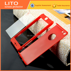 New arrival 360 degree full body tempered glass screen protector for iphone 6