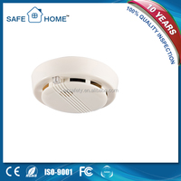 Ionic stand alone decorative smoke detector alarm