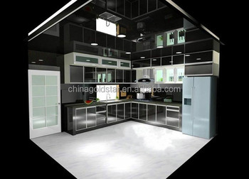 China supplier alucobond price of kitchen cabinet door aluminum composite panel