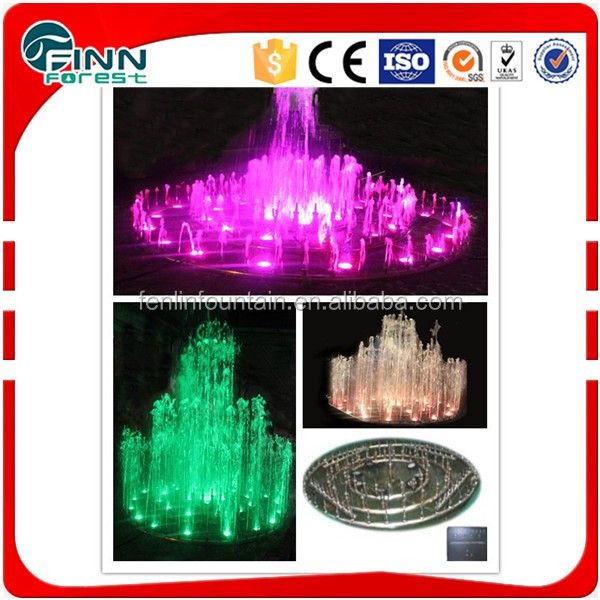 Decoration battery operated indoor water music fountains for sale