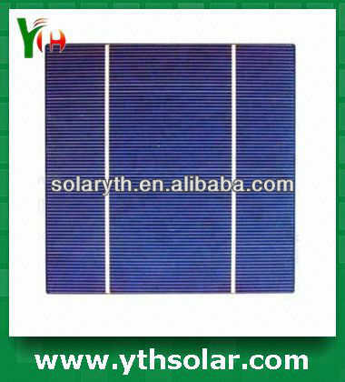 For Cheap Solar Energy System N-type Silicon Wafers 125*125mm Polycrystalline Solar Cells price