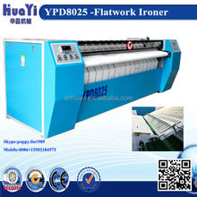 Electric industrial laundry iron machine