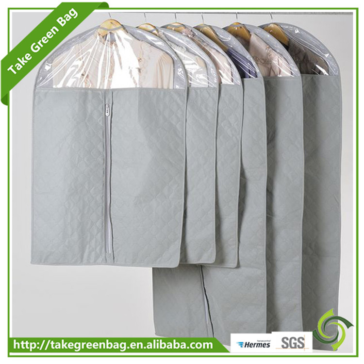 Non woven suit cover garment bag