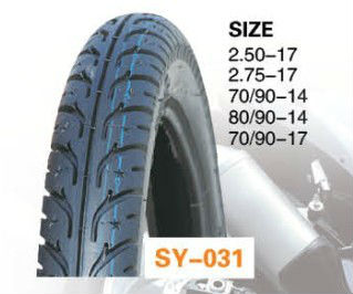 motorcycle inflatable tyre 80/90-14