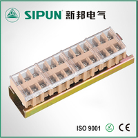 JF5 2.5/3 electric din rail connector