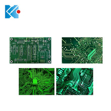 hard disk pcb board with 1 oz of silver