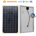 RESUN 4BB or 5BB 300W Poly Solar Panel for on-grid solar applications factory direct sale