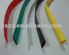 colored heat shrinkable tube