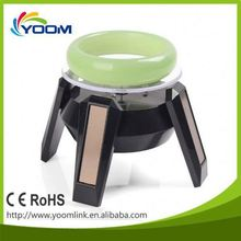 Acrylic CE ROHS jewelry hair extension fruit and vegetable display stand