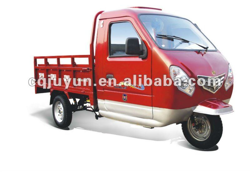 200cc cabin tricycle/200cc air-cooled 3-wheel motorcycle HL250ZH-B2