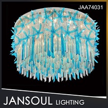 Guzhen High Quality K9 Clear Crystal Pendant Ceiling light Chandelier for Wedding Home Decoration