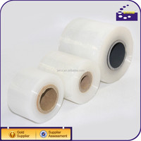 2015 PE PVC clear stretch film rolls