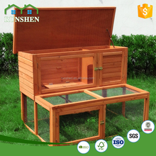 Build Rabbit Hutch Cages Outdoor Rabbit Hutch Plans