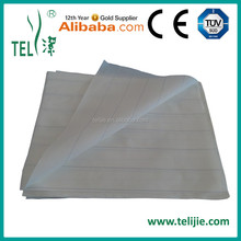 High tensile strength Disposable bed sheet with strips for Hospital & Spa
