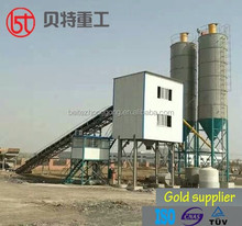 High Quality 90m3/h concrete batching mixing plant with ISO