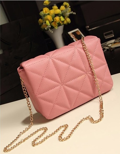 long chain bag for lady,fashionable pu leather women's bag
