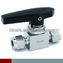 competitive price natural gas compression ball valve