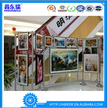 aluminum profile for exhibition booth stand, exhibition poster frame,exhibition equipment