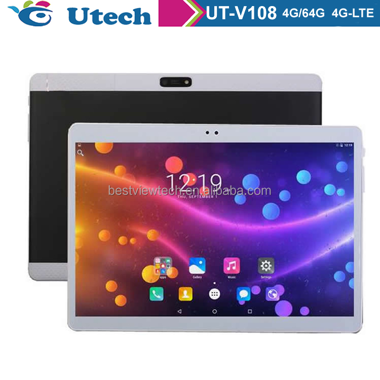 <strong>10</strong> inch Tablet PC Ocat Core 4GB RAM 64GB ROM Android 6.0 GPS 8.0MP 1920*1200 IPS 3G 4G LTE Tablet PC <strong>10</strong>.1&quot;