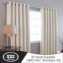 simple design office curtain and blind