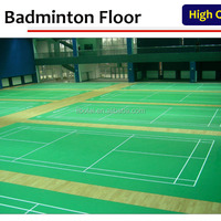 TREX Tennis Indoor Floor Rubber Badminton
