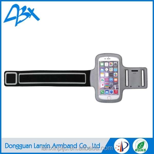 Durable high quality sport running armband phone case for samsung i9295 galaxy s4 active