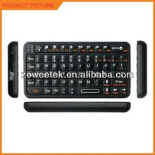 Rii 518KS 2.4G keyboard with air mouse for Android TV BOX