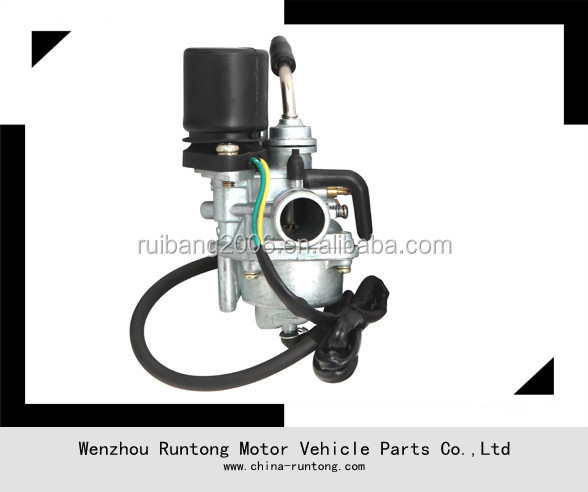 CARBURETOR for 90CC 50CC 2 STROKE SCOOTER MOPED 2 STROKE Carburetor Motor Bike Carburetor