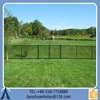 Decorative Salable Steel Fence For Farm/Black Metal Fence For Home/Good-looking Security Fence For Garden