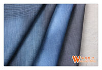 B1449-A cotton spandex flame retardant denim fabric