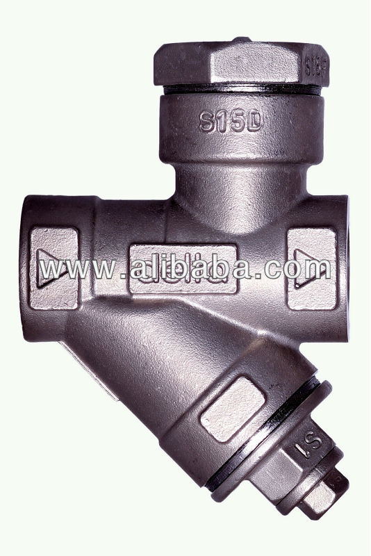 Venturi Orifice Steam Trap